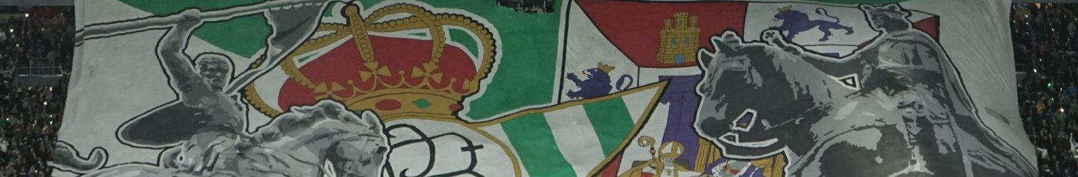 MAKING OF TIFO – REAL BETIS- SEVILLA FC