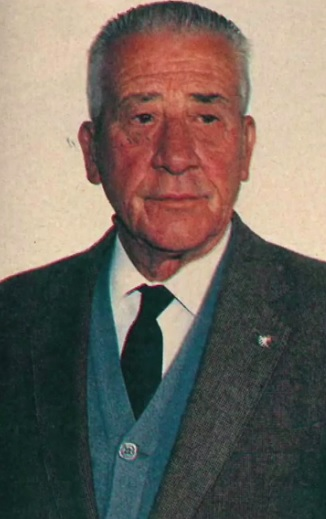 ETERNO DON ALFONSO JARAMILLO